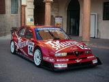 Alfa Romeo 155 2.5 V6 TI DTM SE062 (1995) images