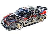 Images of Alfa Romeo 155 2.5 V6 TI ITC SE065 (1996)