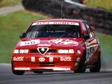 Photos of Alfa Romeo 155 2.0 TS D2 Silverstone SE058 (1994)