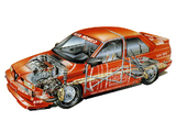 Pictures of Alfa Romeo 155 2.0 TS D2 Silverstone SE058 (1994)