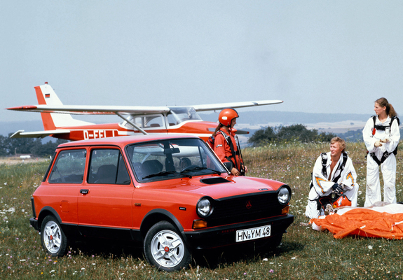 Autobianchi A112 Abarth 5 Serie 1979 1982 Wallpapers
