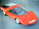 Pictures of Fiat Abarth 2000 Concept (1969)
