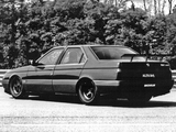 Pictures of Alfa Romeo 164 Pro-Car SE046 (1988)