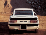 Wallpapers of Abarth 1600 Coupe Giugiaro Concept (1969)