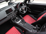 Images of Abarth 124 spider JP-spec (348) 2016