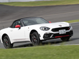 Abarth 124 spider JP-spec (348) 2016 wallpapers