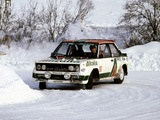 Fiat Abarth 131 Rally Corsa (1976–1981) images