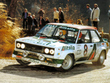 Fiat Abarth 131 Rally Corsa (1976–1981) photos