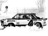 Fiat Abarth 131 Rally Corsa (1976–1981) pictures