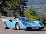 Wallpapers of Fiat Abarth 2000 Sport Spider (1968)