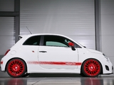 Abarth 500 by Karl Schnorr (2009) wallpapers