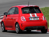 Abarth 695 Tributo Ferrari (2010) photos