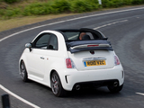 Abarth 500C UK-spec (2010) photos