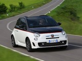 Abarth 500C (2010) pictures