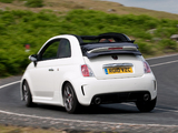 Abarth 500C UK-spec (2010) pictures