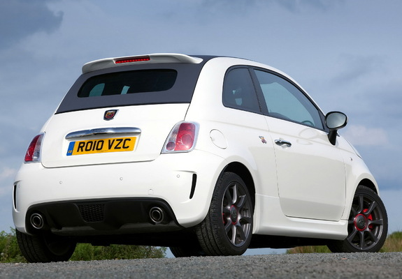 Abarth 500c Uk Spec 2010 Pictures