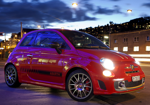 Abarth 695 Tributo Ferrari 2010 Wallpapers 2048x1536
