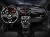 Fiat 500 Abarth US-spec (2012) pictures