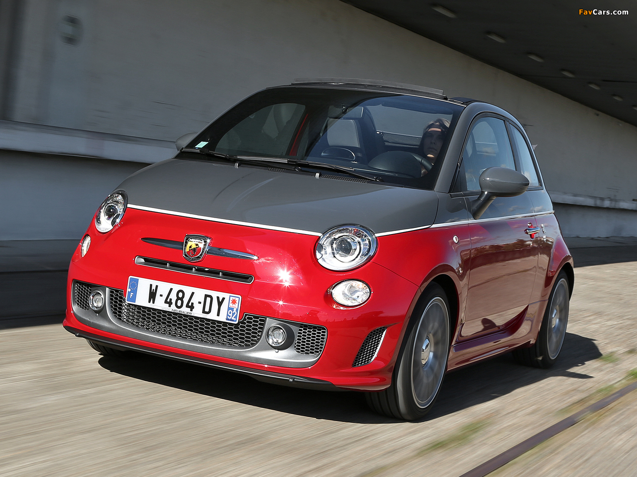 Abarth 595c Turismo 2012 Wallpapers 1280x960