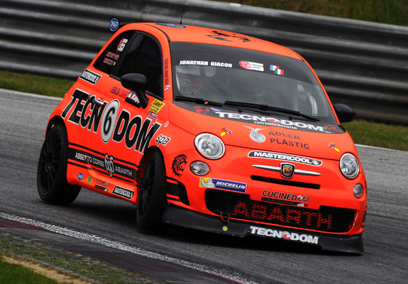 Abarth 695 Assetto Corse 2012 Wallpapers 2048x1536