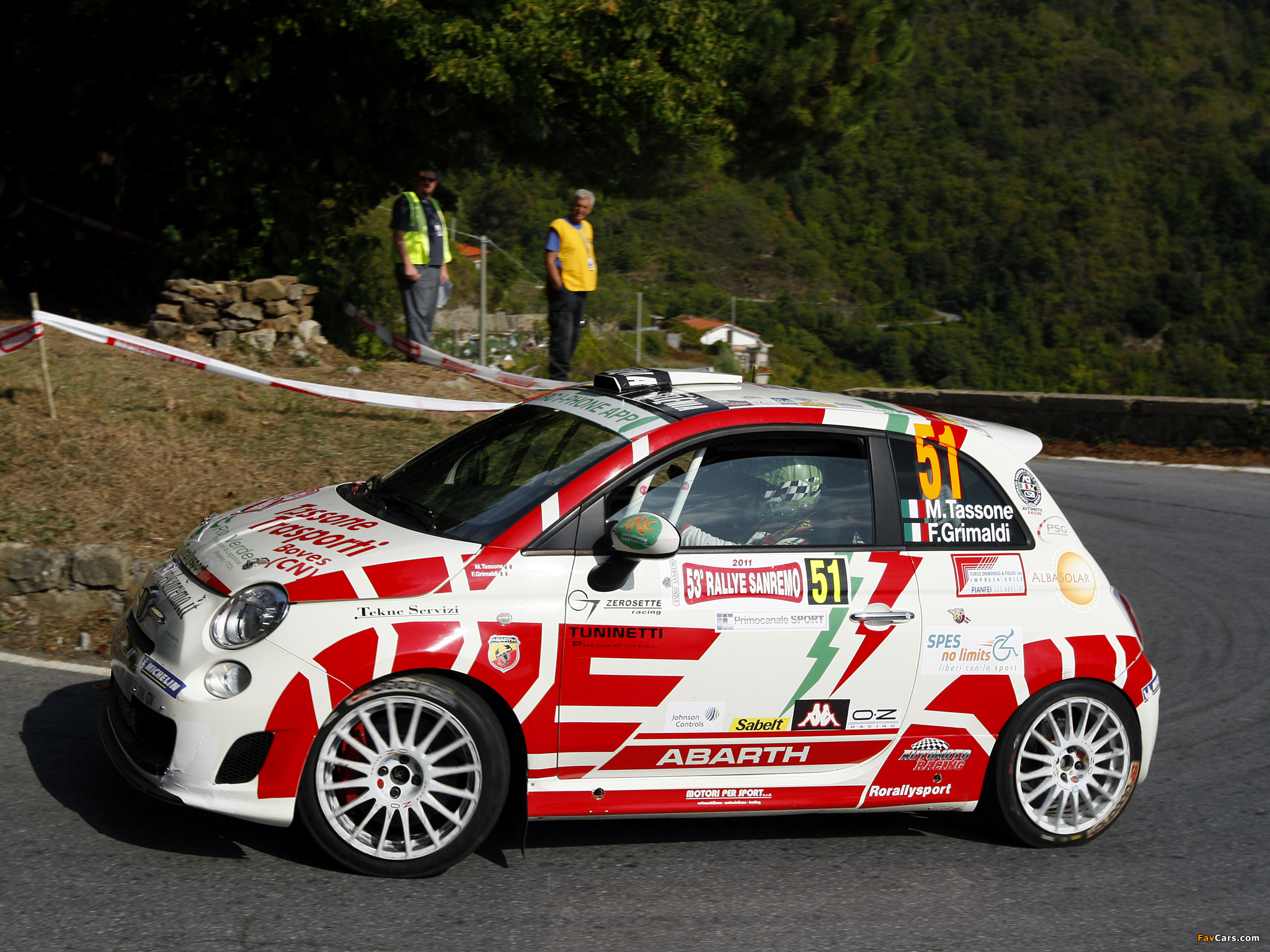 Images Of Abarth 500 R3t 2009 2048x1536