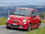 Images of Abarth 695 Tributo Ferrari (2010)