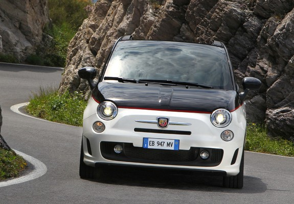 Images Of Abarth 500c 2010