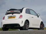 Images of Abarth 500C UK-spec (2010)