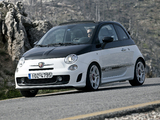 Photos of Abarth 500C (2010)