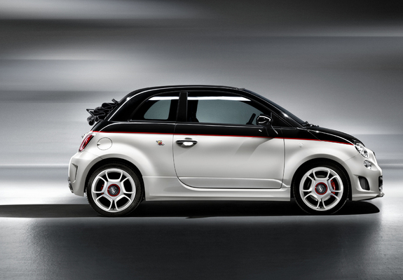 Photos Of Abarth 500c 2010 2048x1536