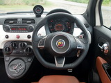 Photos of Abarth 500C UK-spec (2010)