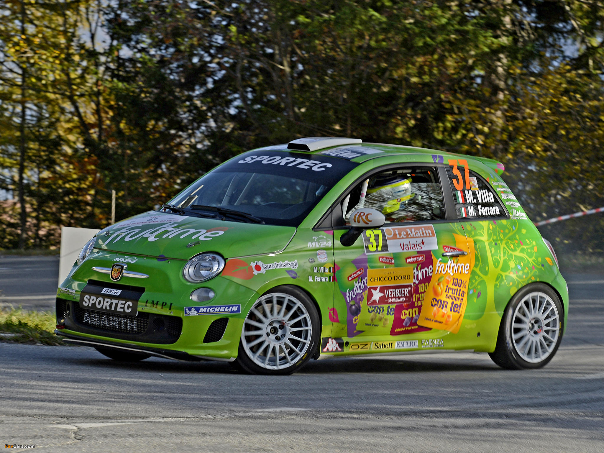 Pictures Of Abarth 500 R3t 2009 2048x1536