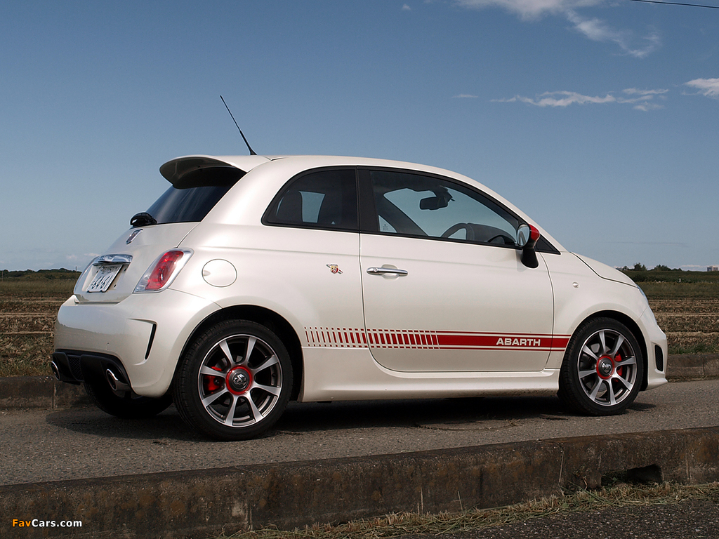 Pictures Of Abarth 500 Jp Spec 2009 1024x768
