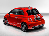Pictures of Abarth 695 Tributo Ferrari (2010)