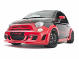 Pictures of Hamann Abarth 500 Esseesse (2010)