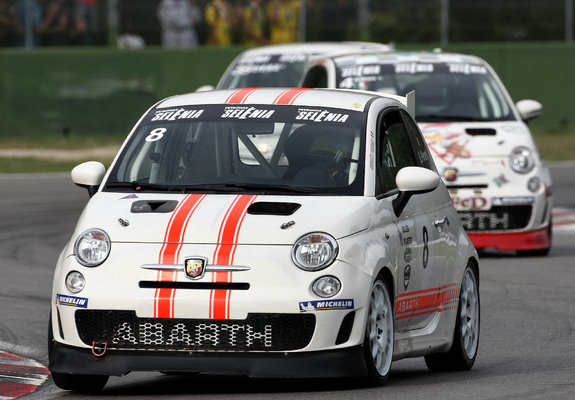 Wallpapers Of Abarth 500 Assetto Corse 2008