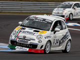 Wallpapers of Abarth 500 Assetto Corse (2008)