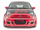 Wallpapers of Hamann Abarth 500 Esseesse (2010)