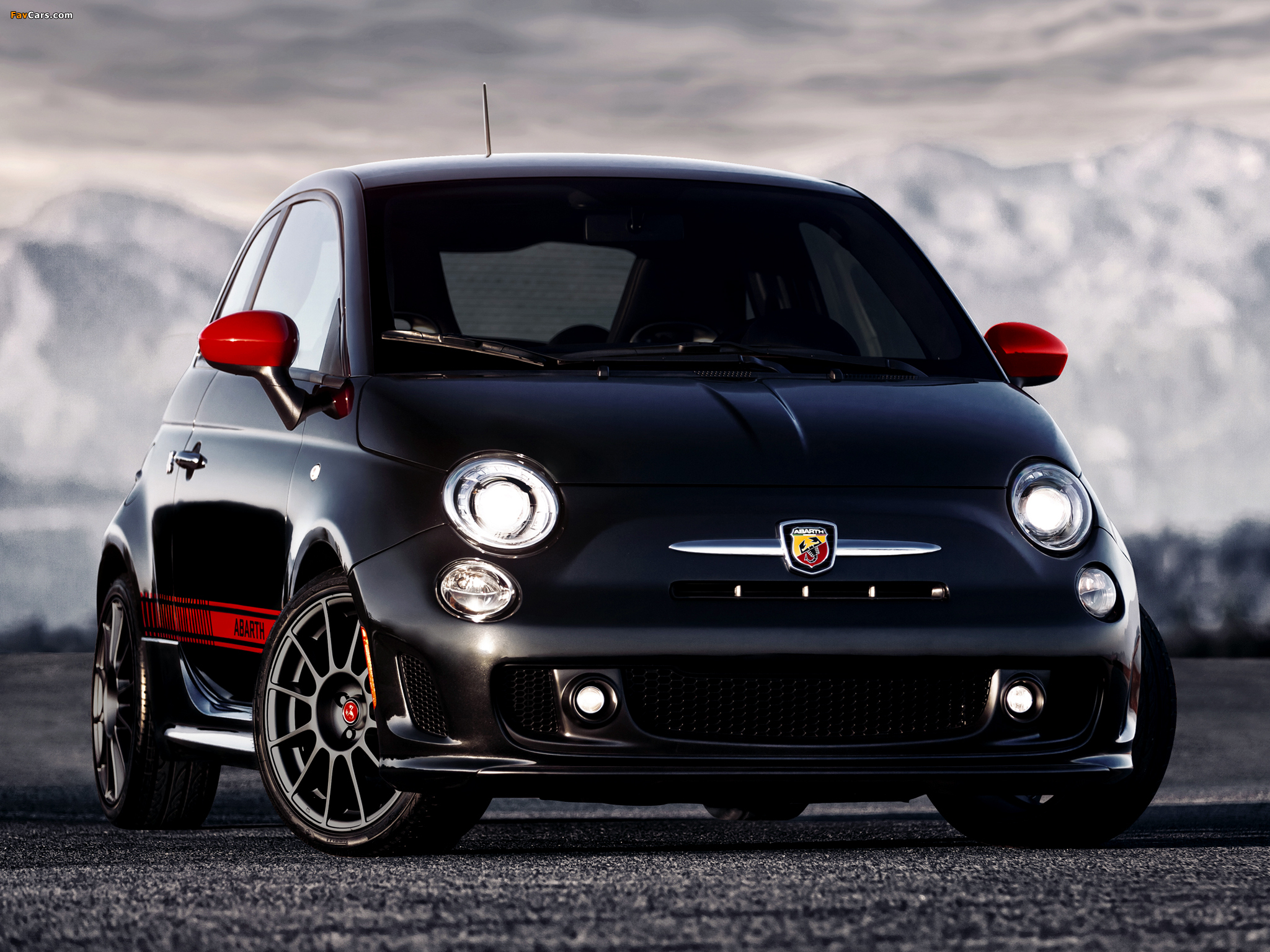 Wallpapers Of Fiat 500 Abarth Us Spec 2012 2048x1536