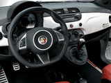 Wallpapers of Abarth 500 (2008)