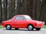 Fiat Abarth 750 Coupe by Viotti (1956) pictures