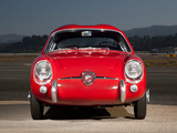 Fiat Abarth 750GT (1956–1959) wallpapers