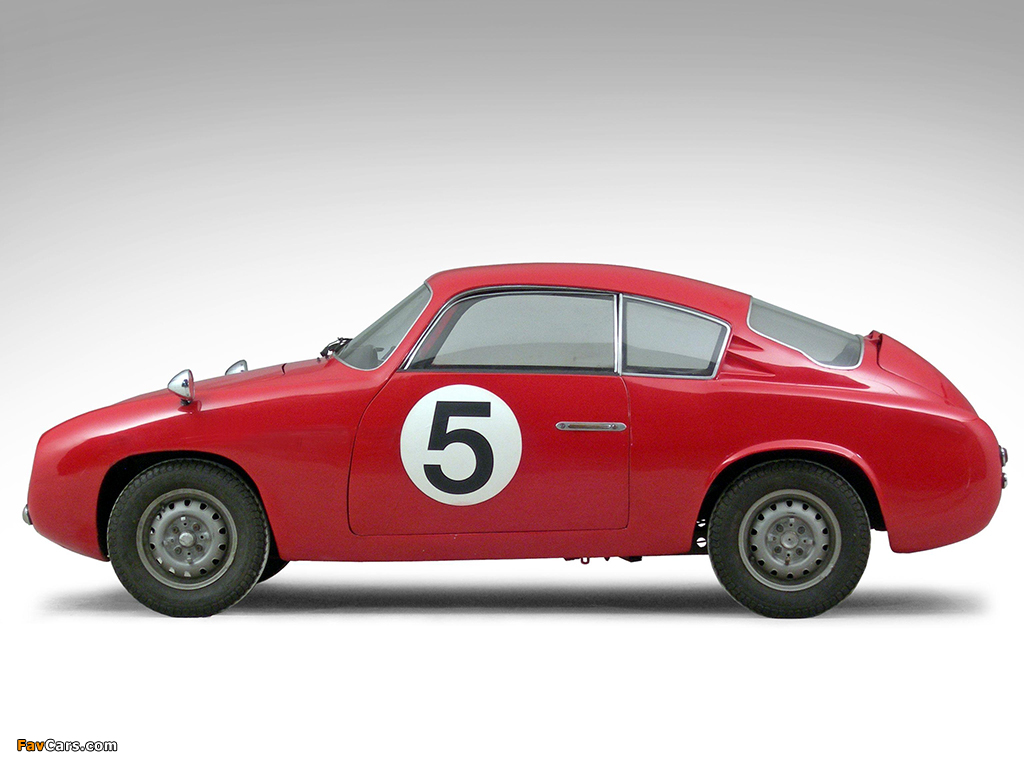 Photos Of Fiat Abarth 750z Coupe 1956 1960 1024x768