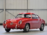 Photos of Fiat Abarth 750GT (1956–1959)