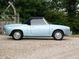 Wallpapers of Fiat Abarth 750 Spider (1958–1959)