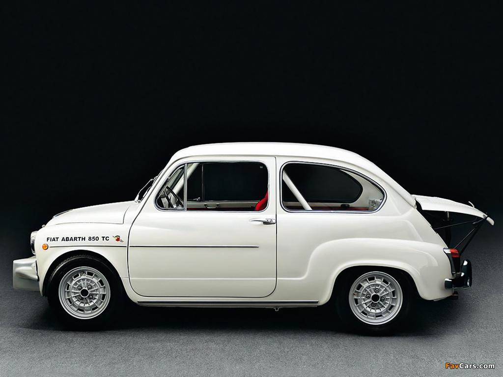 Fiat Abarth 850 Tc Corsa 1965 1966 Pictures 1024x768