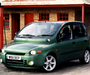 Photos of Fiat Multipla Abarth Look UK-spec (2000–2001)