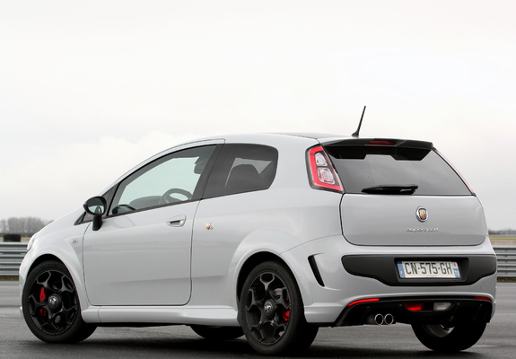 Abarth Punto Supersport 199 2012 Pictures 2048x1536