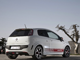 Images of Abarth Punto Evo 199 (2010)