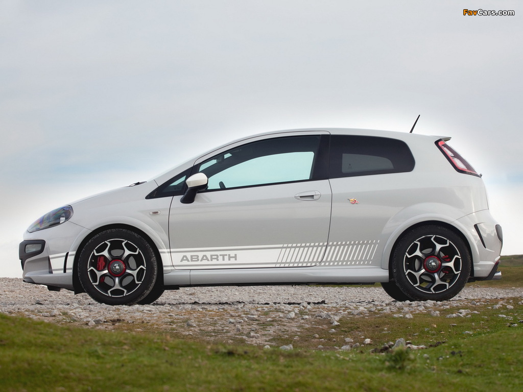 Images Of Abarth Punto Evo Uk Spec 199 2010 1024x768
